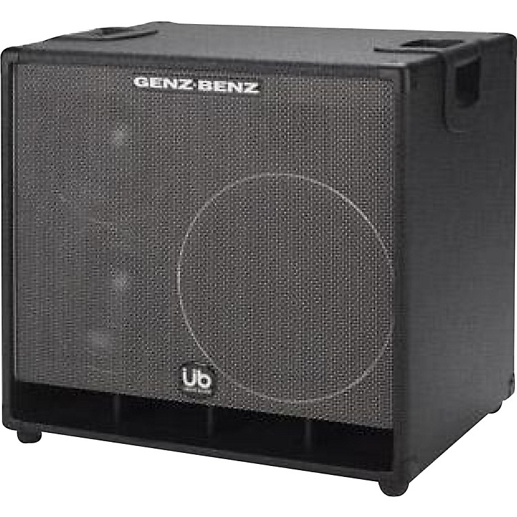 Genz Benz Uber Quad GB1288T-UQ 1x12 and 2x8 Bass Speaker Cabinet
