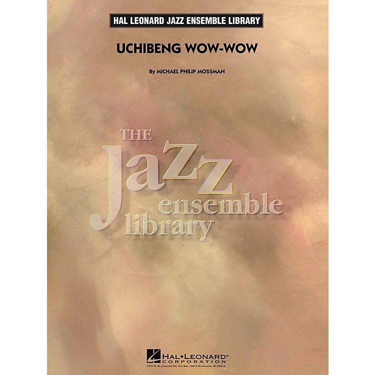 Hal LeonardUchibeng Wow-Wow - Jazz Ensemble Library Level 4