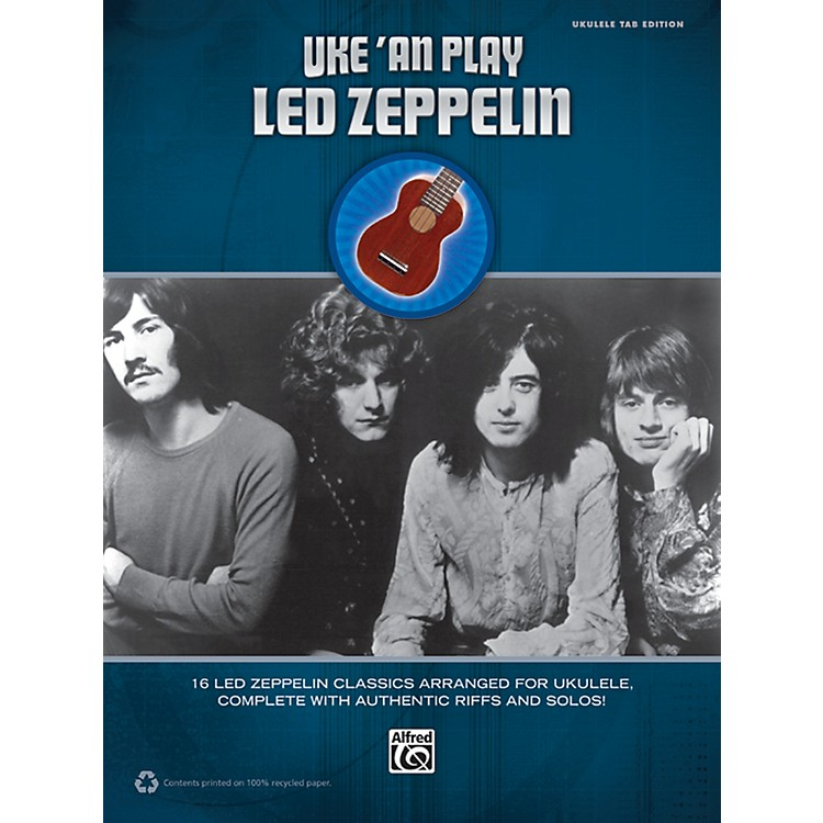 AlfredUke 'An Play Led Zeppelin Book