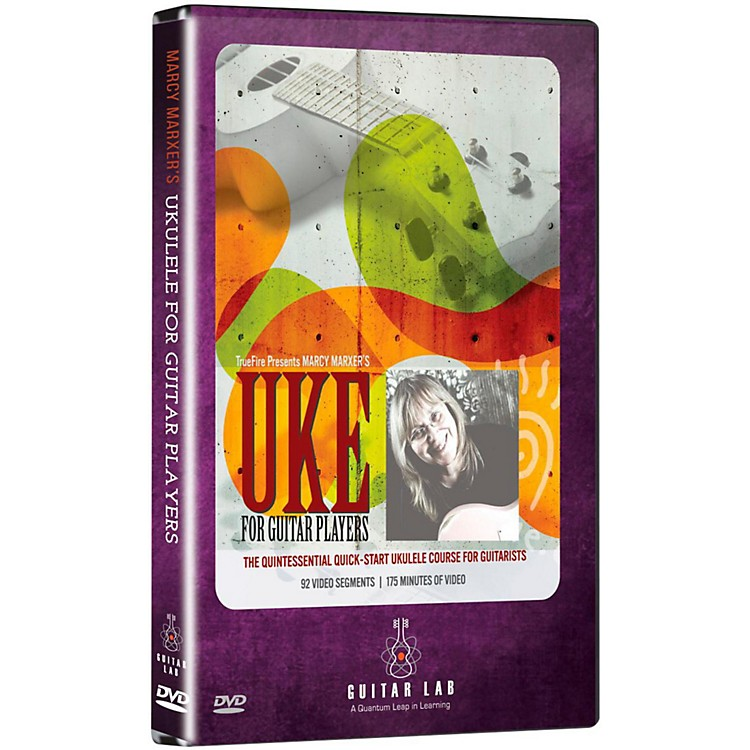 EmediaUke For Guitar Players DVD