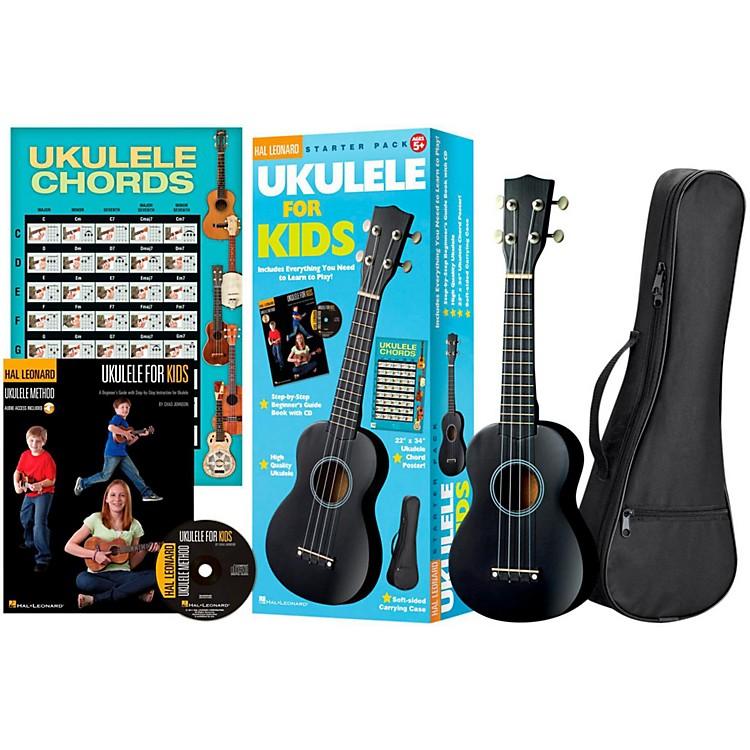 Hal LeonardUkulele Starter Pack for Kids