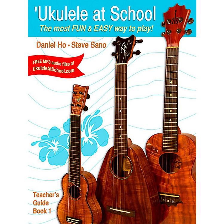 AlfredUkulele at School Teacher's Guide Book 1