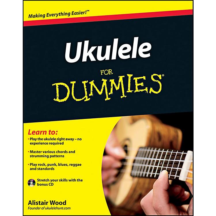 Mel BayUkulele for Dummies  Book/CD Set