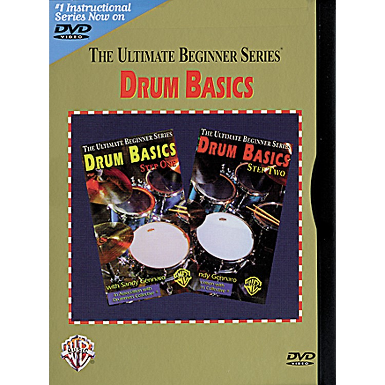 Warner Bros Ultimate Beginner Series - Drum Basics DVD