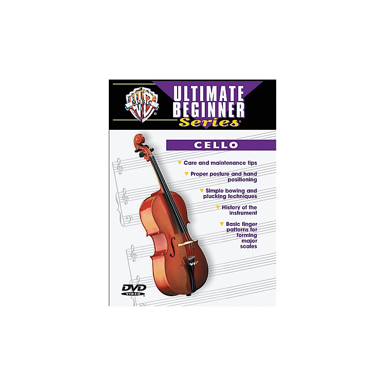 AlfredUltimate Beginner Series Cello (DVD)