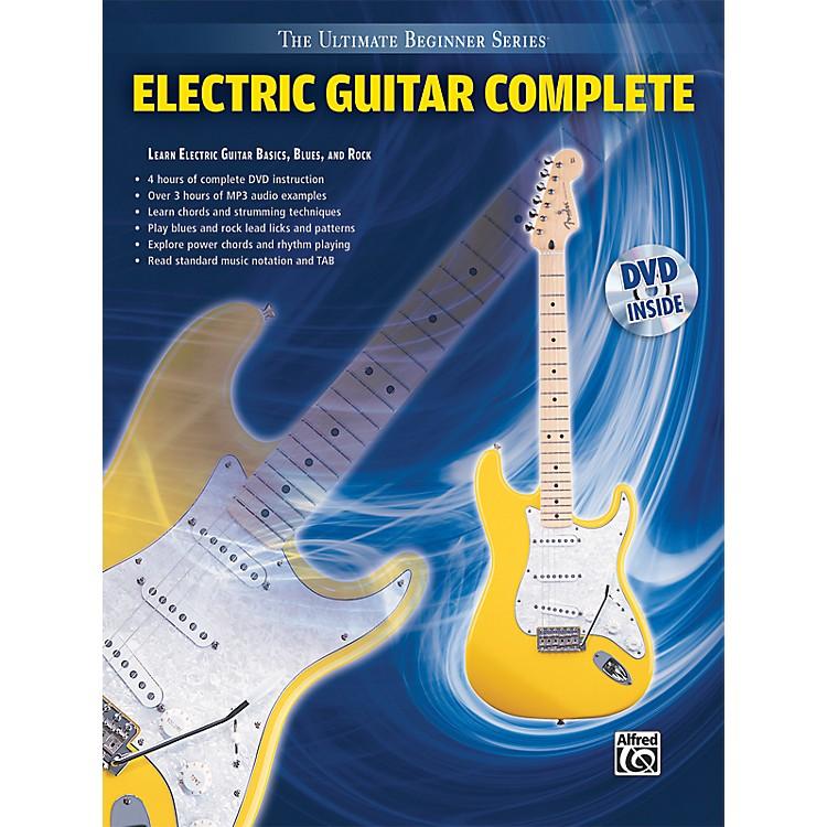 AlfredUltimate Beginner Series: Electric Guitar Complete (Book/DVD)