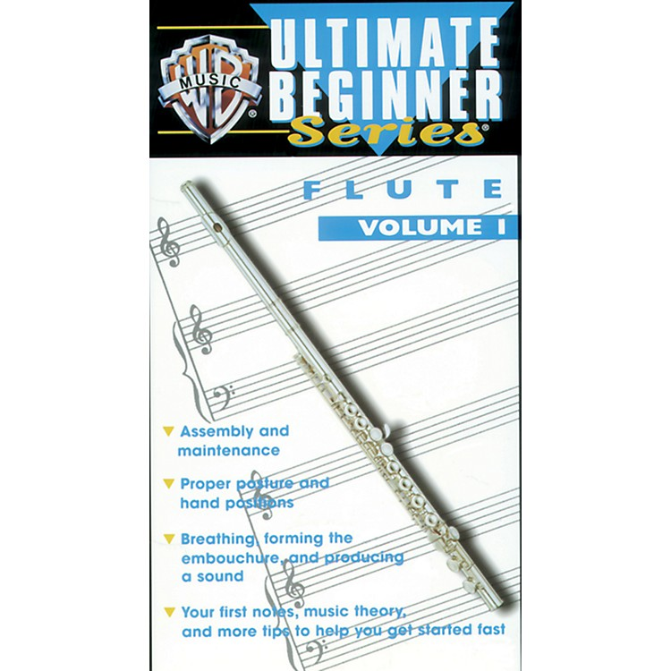 Alfred Ultimate Beginner Series: Flute, Volume I Video