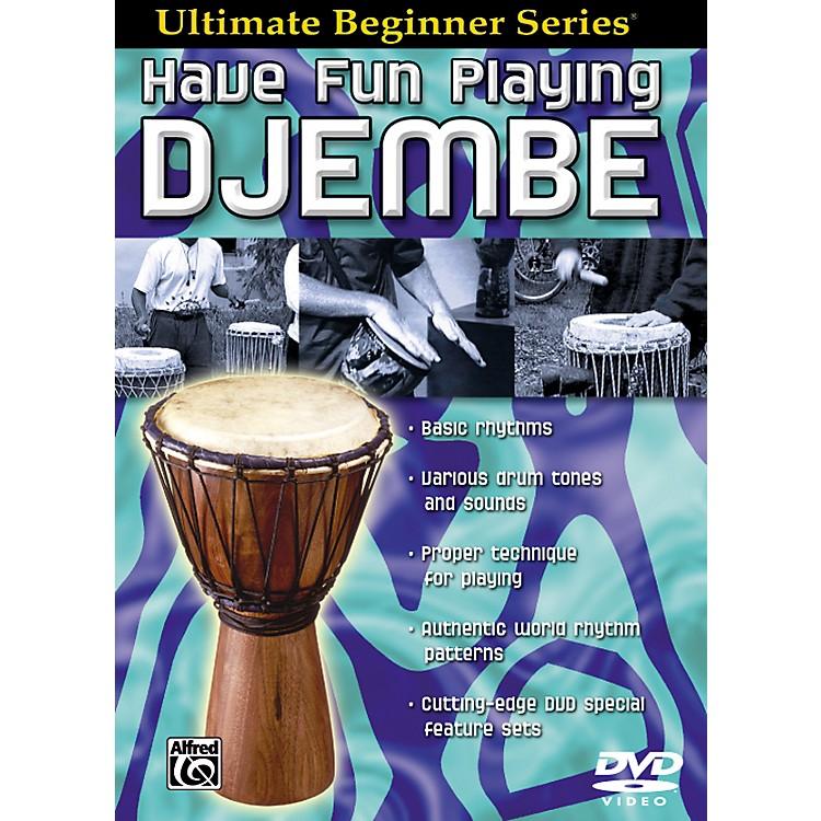 AlfredUltimate Beginner Series Have Fun Playing Hand Drums Djembe DVD