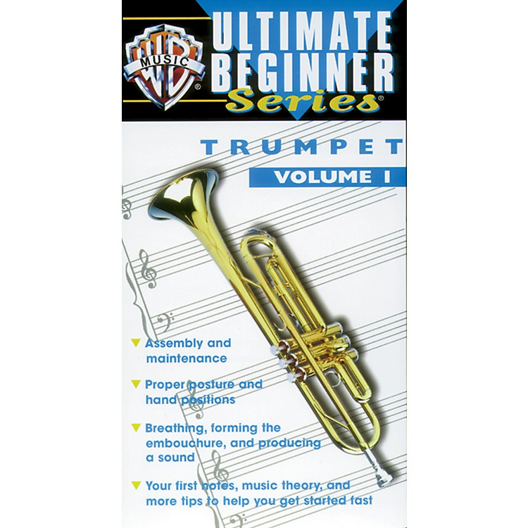 Alfred Ultimate Beginner Series: Trumpet, Volume I Video