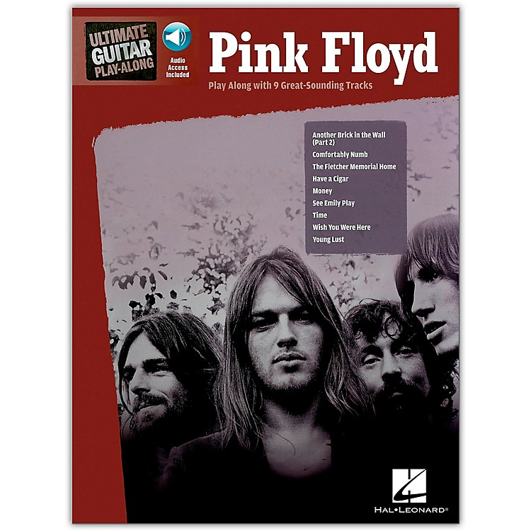 Hal Leonard Ultimate Guitar Play-Along: Pink Floyd Book and CD