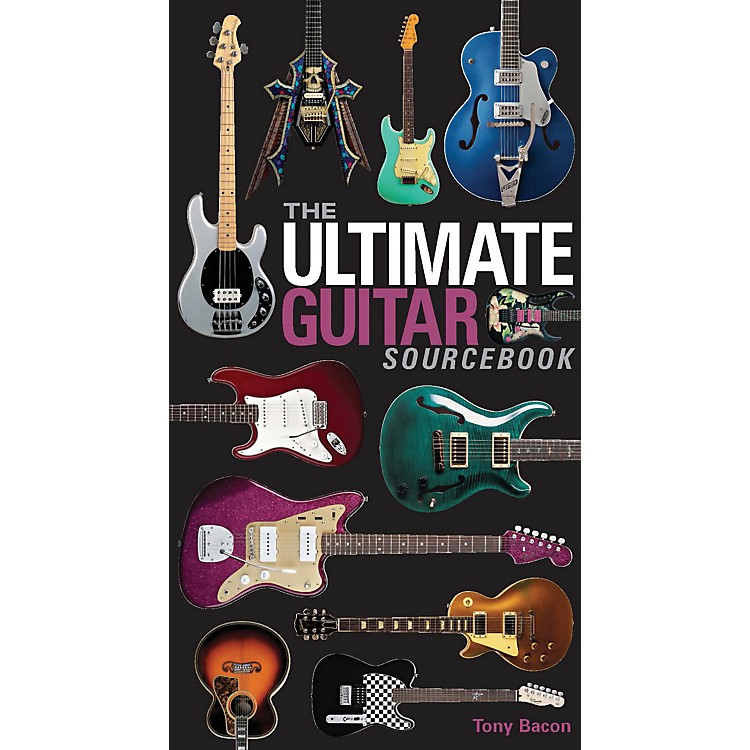 Hal Leonard Ultimate Guitar Sourcebook Ref Book