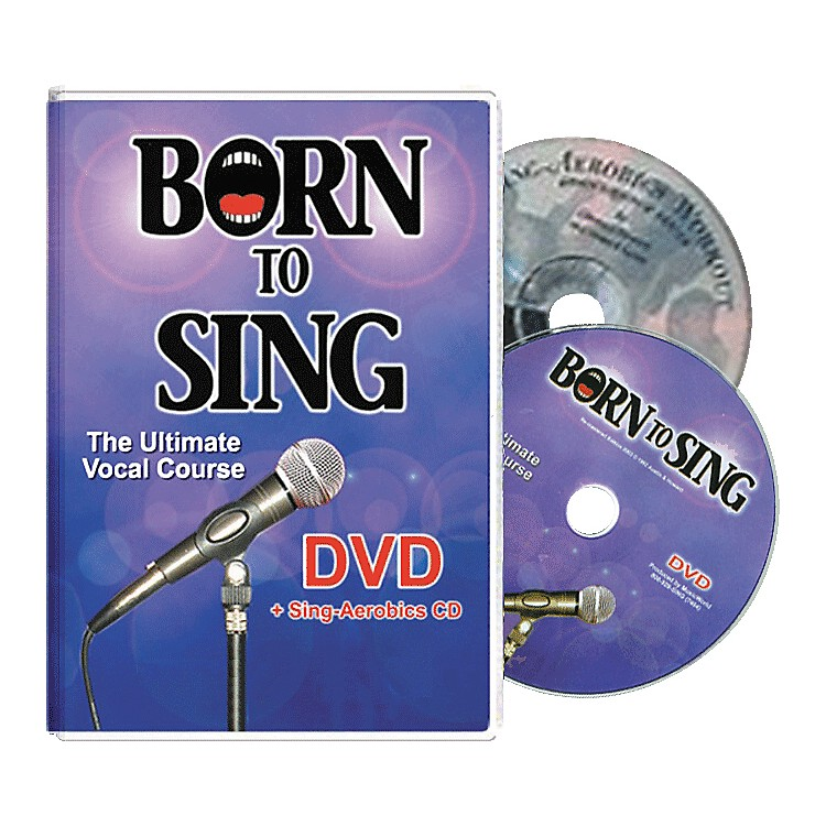 Born to SingUltimate Vocal Course (DVD + Sing Aerobics CD)