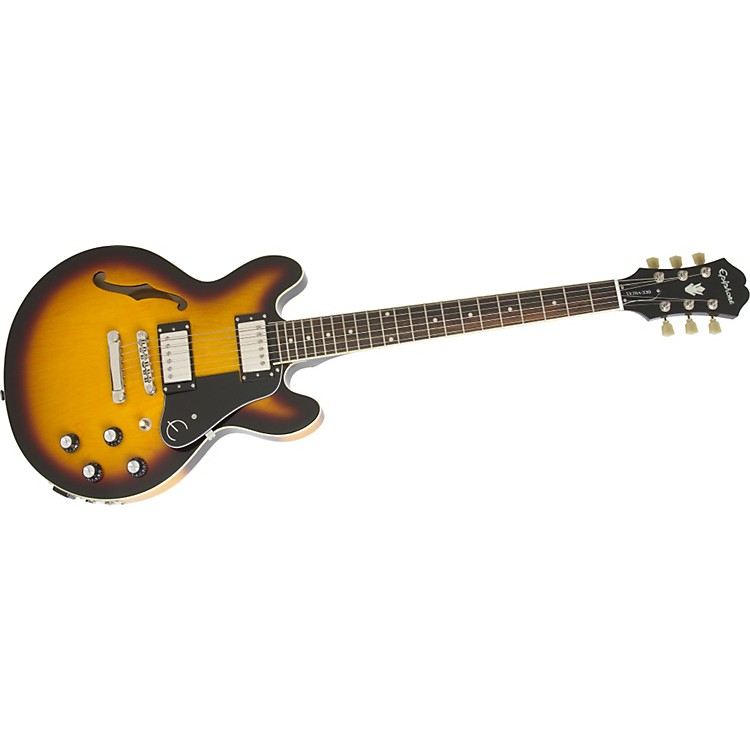 Epiphone Ultra-339 Electric Guitar Vintage Sunburst