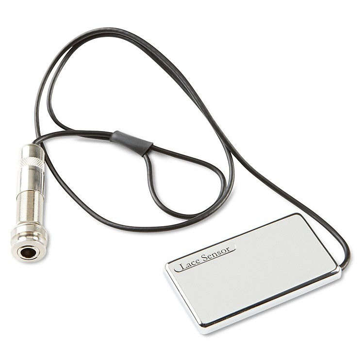 Lace Ultra Slim Acoustic Sensor Chrome