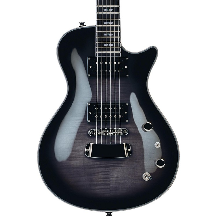 Hagstrom Ultra Swede Electric Guitar Black Burst