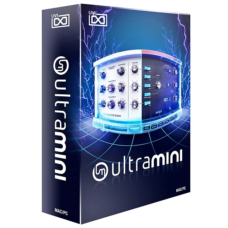 UVI UltraMini Analog Digital Monster Software Download Software Download