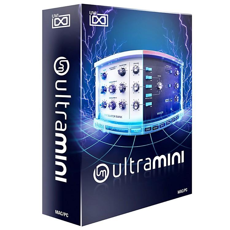 UVIUltraMini Analog Digital Monster Software DownloadSoftware Download