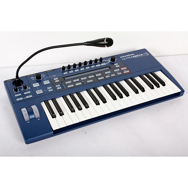 Novation UltraNova Synthesizer  888365823218