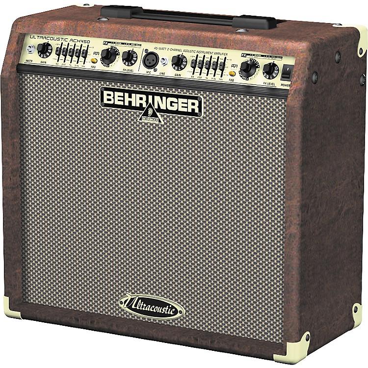BehringerUltracoustic ACX450 Acoustic Guitar Amplifier