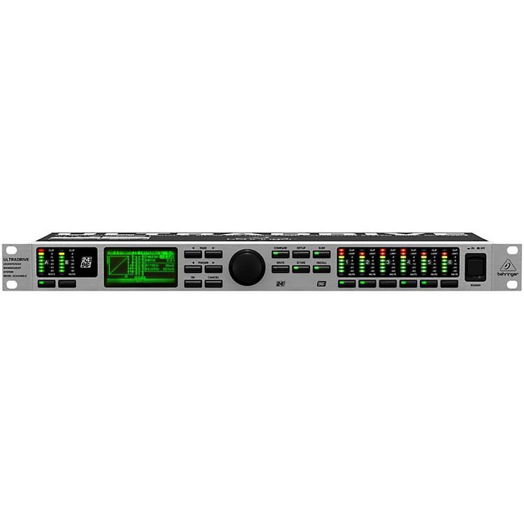 BehringerUltradrive DCX2496LE Loudspeaker Management