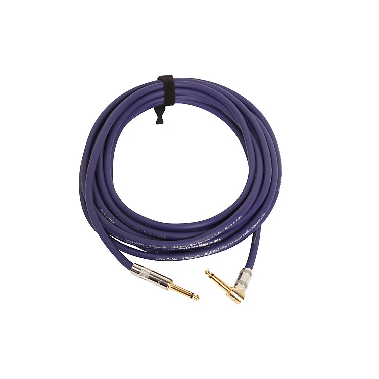 Lava Ultramafic Instrument Cable Straight to Right Angle