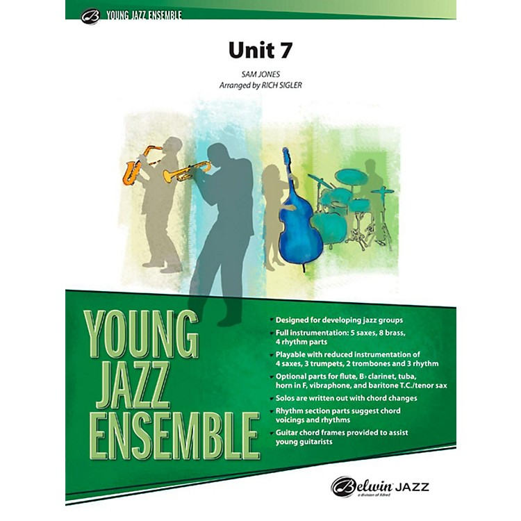 AlfredUnit 7 Jazz Band Grade 2