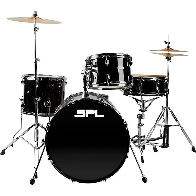 Sound Percussion LabsUnity 4-Piece Drum Set with HardwareBlack