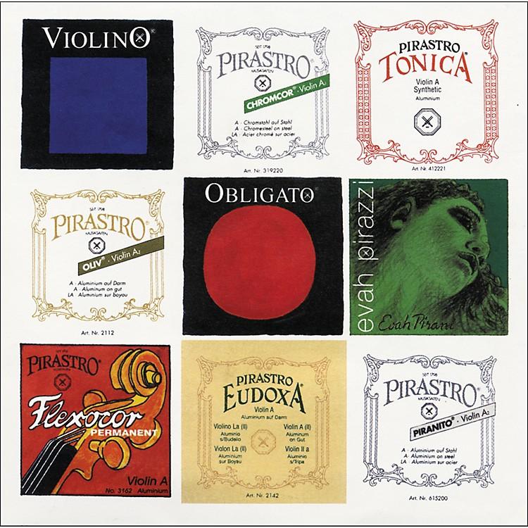 PirastroUniveral No.1 Series Violin E String4/4 String Loop End Soft
