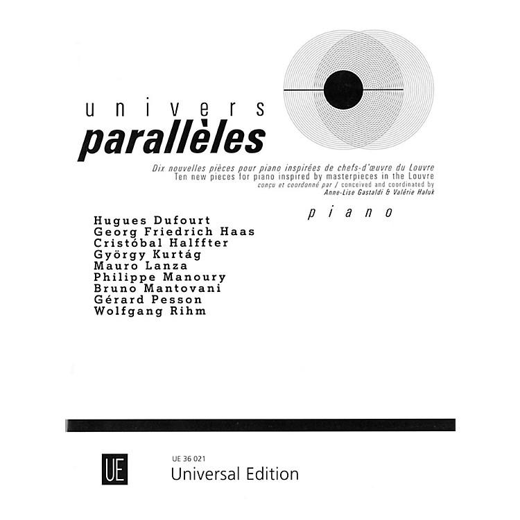 Carl FischerUnivers Paralleles Book - Piano