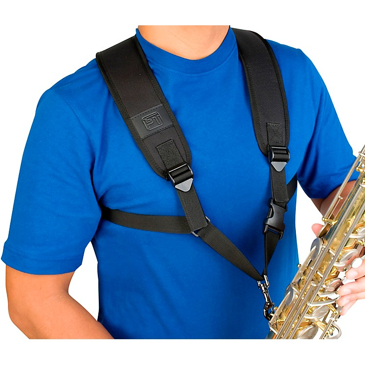 Protec Universal Saxophone Harness With Metal Snap