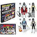 KISS Unmasked 3 3/4-Inch Action Figures Deluxe Box Set - Convention Exclusive