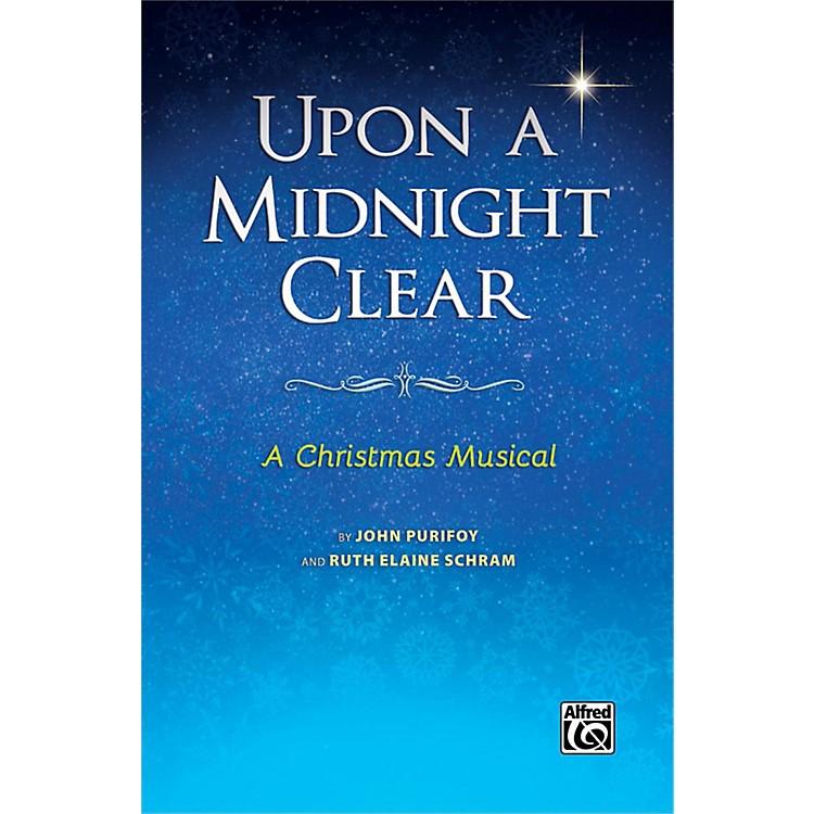 AlfredUpon a Midnight Clear InstruTrax CD