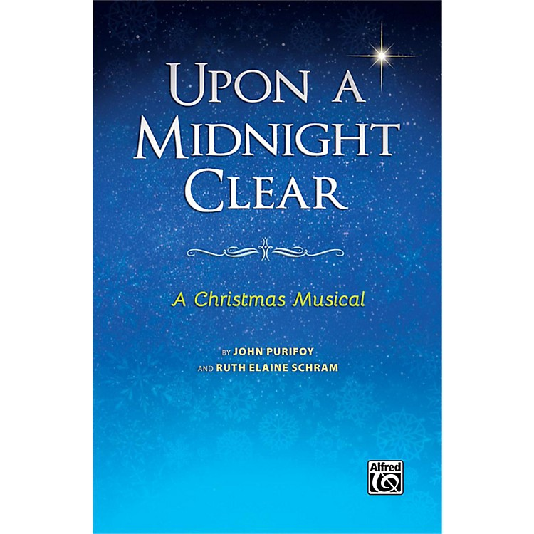 AlfredUpon a Midnight Clear Preview Pack Choral Score & Listening CD