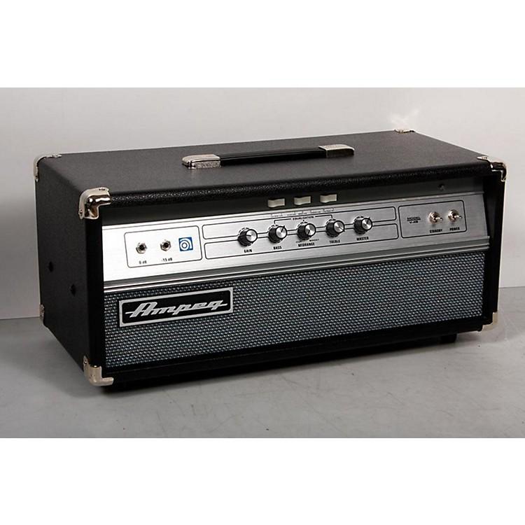 AmpegV-4B All-Tube 100W  Classic Bass Amp HeadBlack888365850849