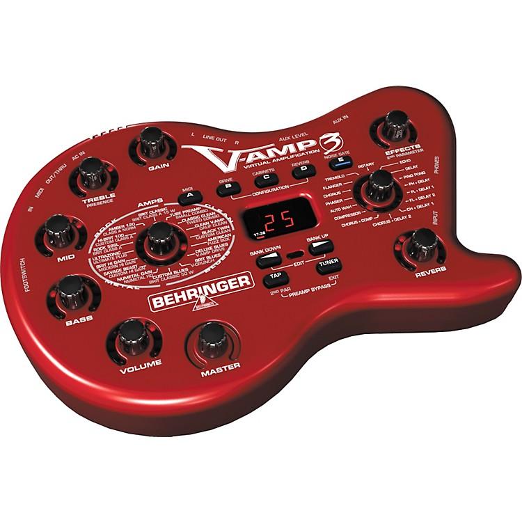 BehringerV-Amp 3 Guitar Multi-Effects Processor