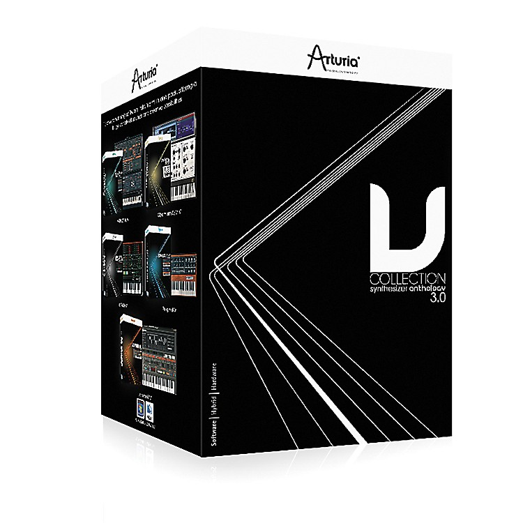 ArturiaV Collection 3 Virtual Instrument Bundle