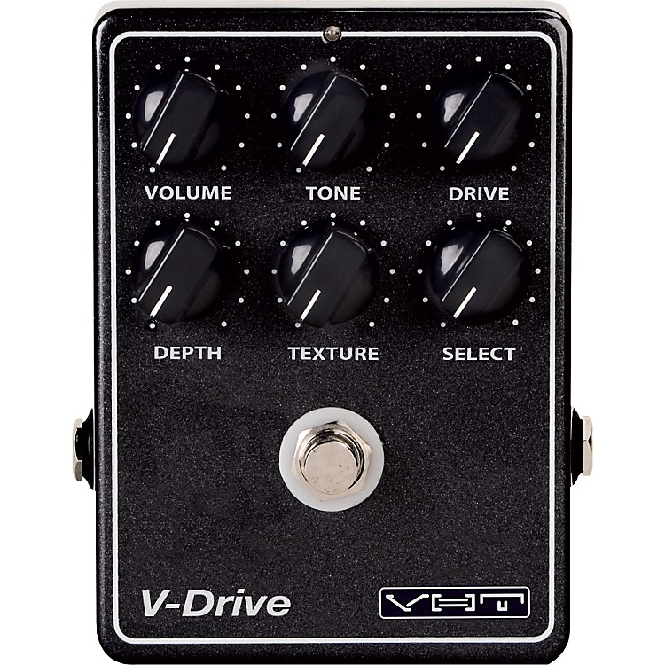 VHTV-Drive Overdrive Guitar Effects Pedal
