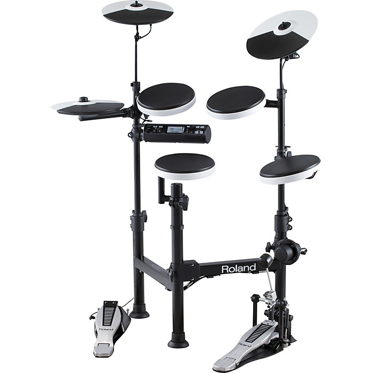 Roland V-Drums TD-4-KP-S Portable Electronic Drum Set