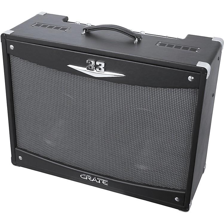 crate v series v33 212 33w 2x12 tube guitar combo amp music123. Black Bedroom Furniture Sets. Home Design Ideas