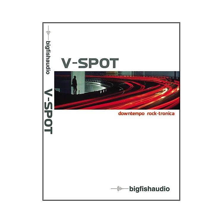 Big FishV-Spot Sample Library DVD