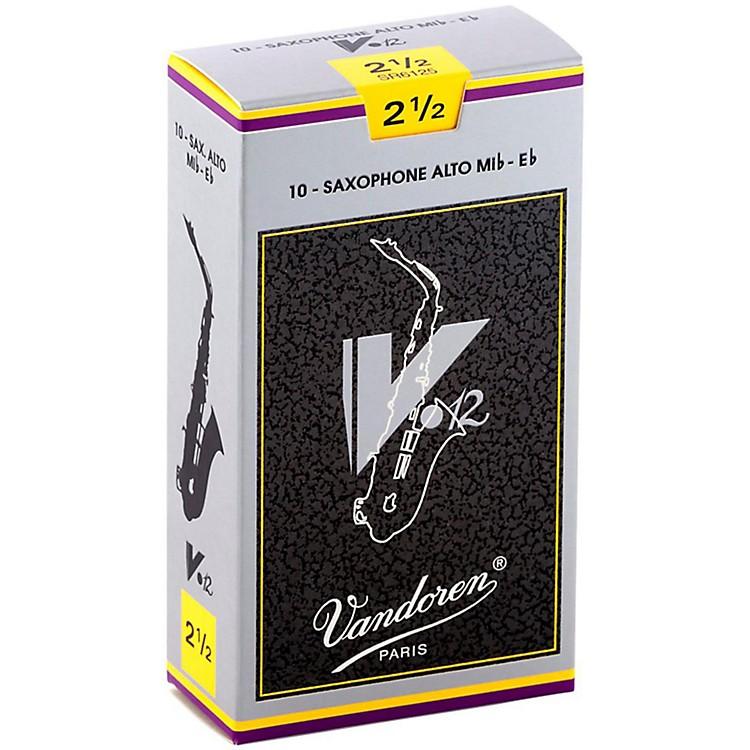 VandorenV12 Alto Saxophone Reeds