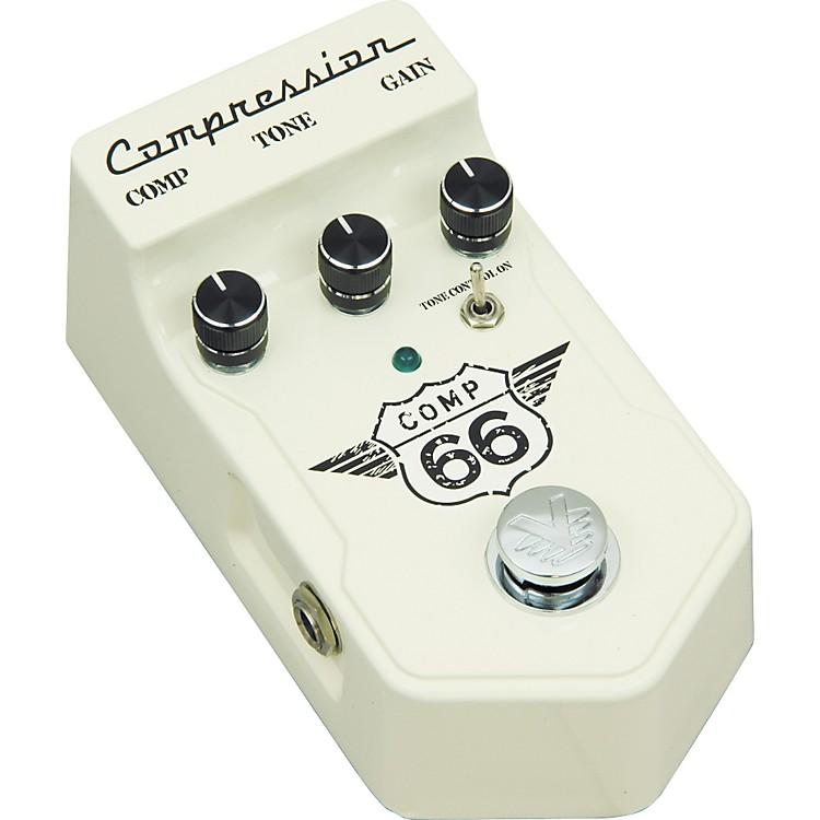 Visual SoundV2 Series V2CMP66 Comp 66 Compression Guitar Effects Pedal