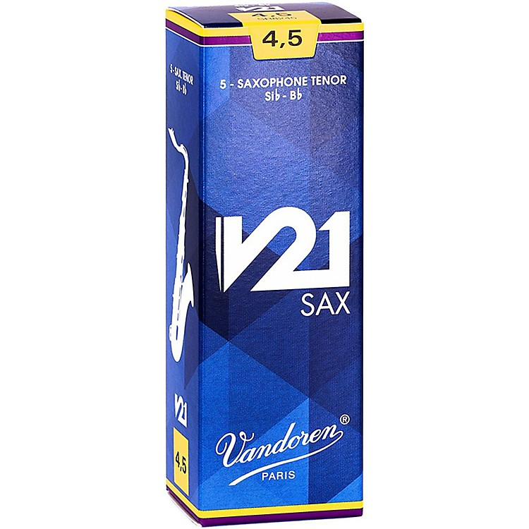 VandorenV21 Tenor Saxophone Reeds, Box of 54.5