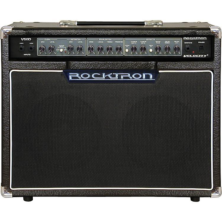 RocktronV50D Velocity 50W Guitar Combo Amp