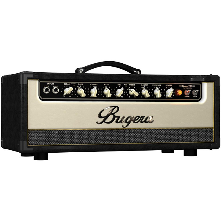 BugeraV55HD Infinium 55W Tube Guitar Amp Head