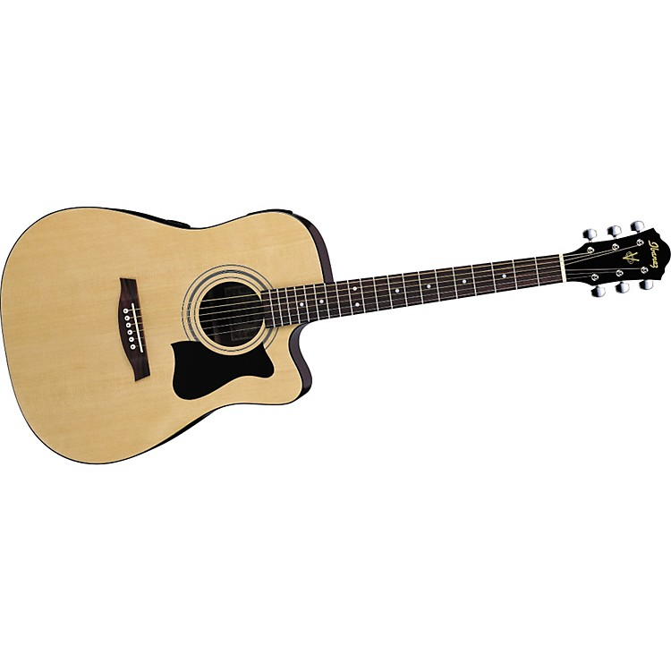Ibanez V70CE Acoustic-Electric Guitar Natural Gloss