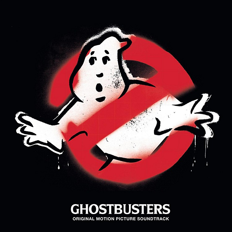 Sony VARIOUS ARTISTS GHOSTBUSTERS (ORIGINAL MOTION PICTURE SOUNDTRACK)