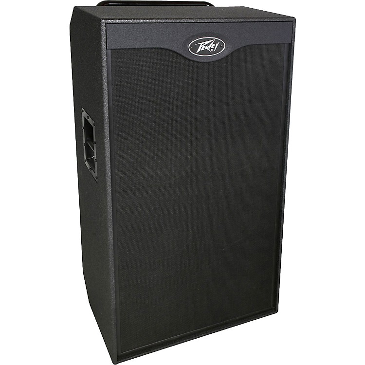 PeaveyVB-810 800W 8x10 Bass Speaker CabinetBlack