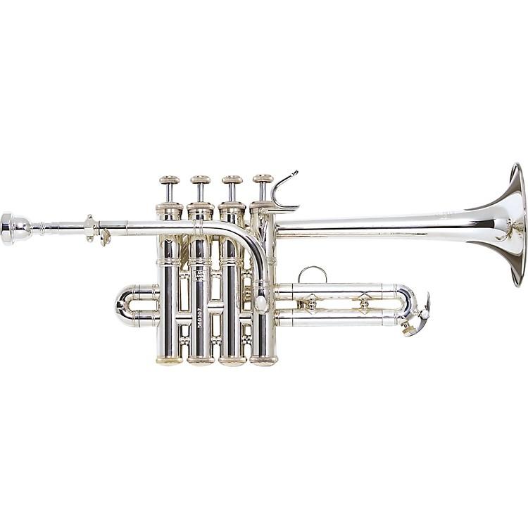 BachVBS196 Vincent Bach Series Bb / A Piccolo TrumpetVBS196 Silver