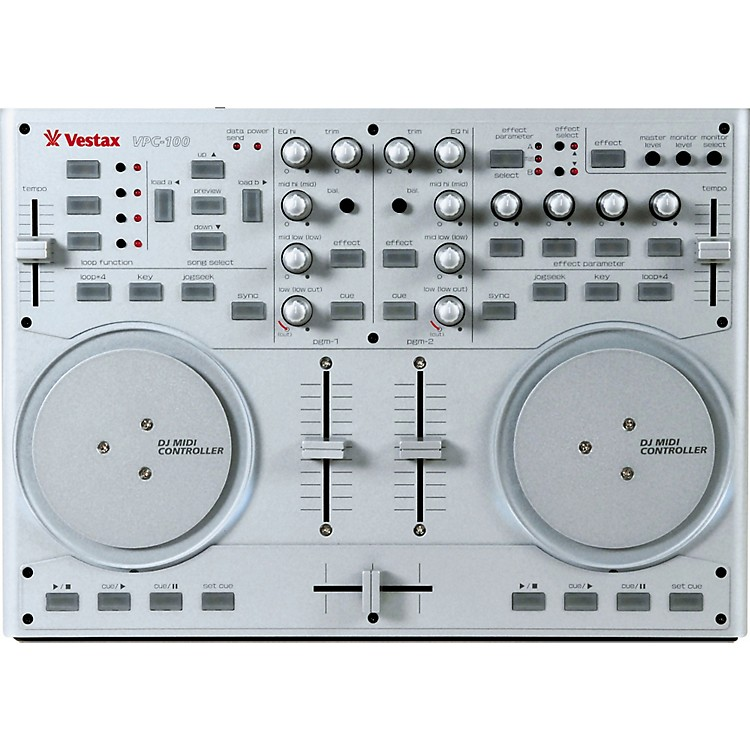 VestaxVCI-100MV MixVibes Edition DJ Controller